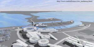 Il Comitato Porto Solky e Italia Nostra Sardegna ancora contro il nuovo ponte: «Un progetto del passato che blocca lo sviluppo del Sulcis».