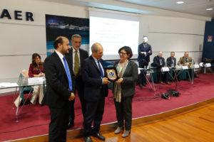 """Il primo ministro della Repubblica di Malta ha tenuto a battesimo oggi all'aeroporto di Elmas il progetto """"BAT: Sistema innovativo di navigazione aerea basato su sistema inerziale""""."""