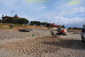 Partiranno la prossima settimana, nel Sarrabus, i lavori per asportare i materiali alluvionali che intasano il rio Uri.