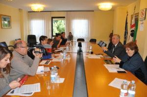 L'assessore degli Affari generali con delega ai flussi migratori, Filippo Spanu, ha fatto il punto sulle iniziative in corso nell'accoglienza dei richiedenti asilo.
