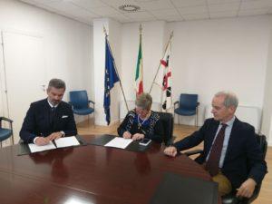 E' stato siglato oggi tra assessorato del Lavoro e Confcommercio Sardegna, un protocollo d'intesa per la promozione di un intervento sperimentale del Programma LavoRas.