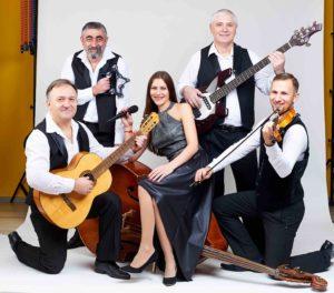 Il 13 gennaio, a Cagliari, si festeggia il Natale e Capodanno Ortodosso, con uno splendido concerto di musica slava, bielorussa, russa, ucraina e di altri popoli dell'Europa Orientale.