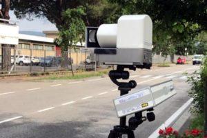 Un nuovo autovelox in dotazione alla Polizia locale del comune di Carbonia.