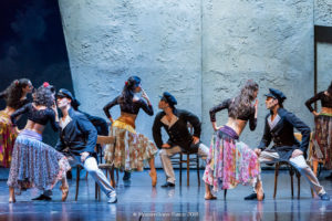Domenica 20 gennaio al Teatro Centrale di Carbonia, il secondo appuntamento con la stagione di prosa e danza.