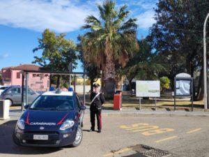 I carabinieri di Pula hanno deferito un minore di Villa San Pietro, per il reato di interruzione di pubblico servizio sugli autobus dell'Arst.