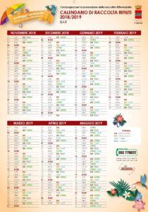 Calendario Raccolta Differenziata Sanremo.Raccolta Differenziata La Provincia Del Sulcis Iglesiente