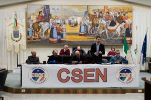 La Sardegna entra nell'itinerario della Carovana dello Sport Integrato, iniziativa organizzata dal CSEN.