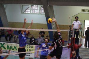 Si conclude oggi il girone d'andata del campionato di serie B di volley maschile.