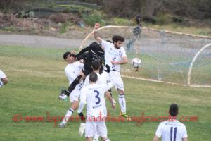 La capolista San Marco passa a Carbonia con un goal di Silvio Fanni, la Monteponi si ferma a Gonnosfanadiga, il Villamassargia continua a vincere, il Carloforte ferma sul pari l'Orrolese.