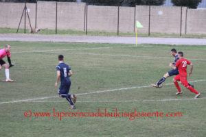 Il Carbonia passa a Villamassargia con un goal di Giacomo Sanna, la Monteponi espugna Selargius con un goal di Manuel Piras. Carloforte ko, 0 a 5, in casa con l'Idolo.