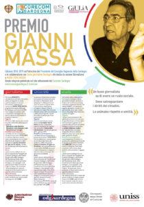 """Martedì mattina verrà presentata a Sassari la prima edizione del Premio regionale sulla parità di genere e media """"Gianni Massa""""."""