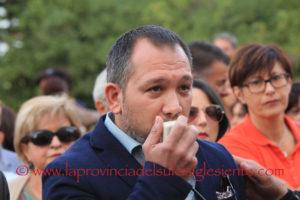 Michele Stivaletta (Gruppo Misto): «Piena solidarietà al collega consigliere Maurizio Soddu».