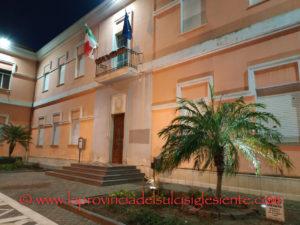 Il sindaco Ignazio Locci ha convocato il Consiglio comunale di Sant'Antioco in seduta straordinaria per mercoledì 13 febbraio.