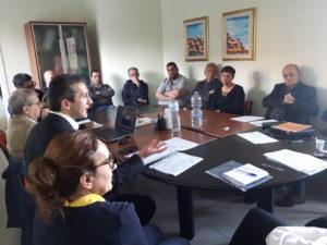 Da 6 mesi, in Sardegna, 10 aziende delle costruzioni, 100 addetti e uno psicologo dell'Università di Cagliari, sono impegnati in un progetto per la prevenzione degli infortuni.