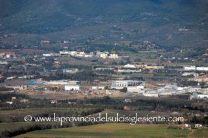 Il Consiglio comunale di Iglesias ha modificato il Piano Particolareggiato della ZIR, Zona Industriale di Interesse Regionale, in località Sa Stoia.