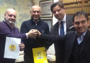 Le forze politiche Energie per l'Italia, Partito Liberale, ALI e Partito Repubblicano, hannofirmato un accordo in vista delle prossime elezioni regionali.