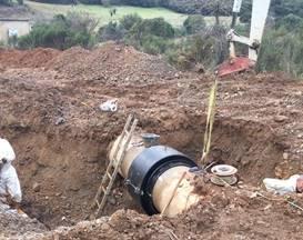 Le squadre di Abbanoa hanno completato con due ore d'anticipo la riparazione dell'acquedotto Sulcis ed è stata annullata la chiusura notturna dell'erogazione.