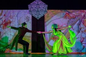 Domenica 24 febbraio, alle 17.30, al Teatro delle Saline – piazzetta Billy Sechi n. 3/4, Cagliari – prosegue la rassegna Famiglie a teatro.