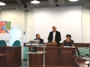 """È il Trenino Verde il grande protagonista del progetto """"Sarcidano-Barbagia di Seulo, terre d'acqua e pietra"""", firmato oggi a Isili dall'assessore della Programmazione."""