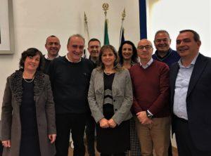 Nuovi dirigenti delle professioni sanitarie all'Aou di Sassari.