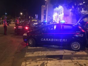 I carabinieri di Cagliari hanno ritirato la patente e sequestrato l'auto a due giovani di Cagliari e Capoterra per guida in stato di ebrezza.