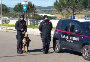 I carabinieri della Compagnia di Carbonia hanno arrestato un 58enne di Santadi per detenzione illegale di arma clandestina.