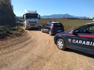 I carabinieri di Villacidro indagano su un misterioso episodio di cui è rimasto vittima un autista addetto alla raccolta del latte del caseificio Argiolas.