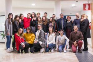 """La Comunità Mondiale della Longevità ed il Liceo Classico Dettori di Cagliari hanno avviato il progetto di ricerca """"Nutri-Action""""."""