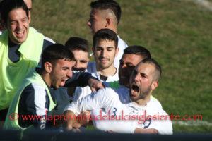 Sono in programma alle 15.00, tre delle quattro partite di ritorno dei quarti di finale della Coppa Italia di Promozione regionale. Il Carbonia a Villasor parte dallo 0 a 0 della gara d'andata.
