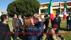 Questa mattina l'Amministrazione comunale di Carbonia ha commemorato le vittime delle foibe.
