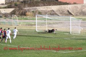 Goal e spettacolo nelle partite della quinta giornata di ritorno del girone A del campionato di Promozione regionale.