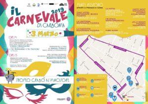 Domenica 3 marzo, alle ore 15.00, a Carbonia, si svolgerà la tradizionale sfilata di Carnevale con carri allegorici, gruppi di maschere, musica ed animazione.