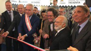 E' stato inaugurato ieri al Palazzo dei Congressi di Firenze, TourismA 2019, il salone internazionale del turismo archeologico e del turismo culturale di cui la Sardegna è l'ospite d'onore.