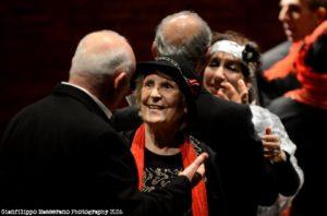 """Domenica 17 febbraio, al Teatro La Vetreria di Pirri, va in scena la produzione di Cada Die Teatro """"CAGLIARI 1943: LA GUERRA DENTRO CASA""""."""