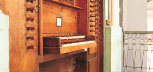 """Al via la prossima settimana il restauro dell'organo """"Agati Tronci"""", il più grande della Sardegna, custodito nella chiesa Sant'Antonio, a Cagliari."""