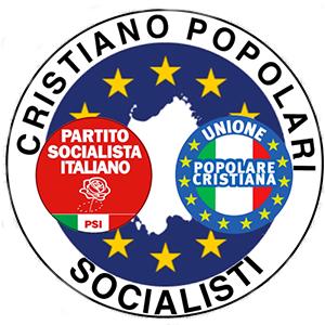 Le preferenze dei 4 candidati della lista Cristiano Popolari Socialisti nella circoscrizione di Carbonia Iglesias.