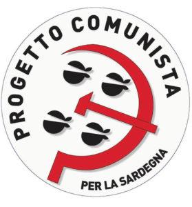 Le preferenze dei 4 candidati della lista Progetto Comunista per la Sardegna nella circoscrizione di Carbonia Iglesias.