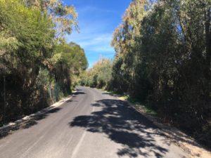 Si sono conclusi i lavori di riqualificazione della strada Calasetta-Calalunga.