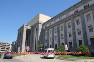 Sono state completate le operazioni di scrutinio nelle sezioni elettorali, è in corso la verifica negli uffici dei tribunali.