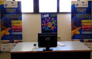 Dallo scorso mese di novembre, presso la sede di via XVIII Dicembre, a Carbonia, è attivo il nuovo Centro Eurodesk.