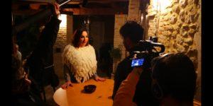 """Sono iniziate le riprese dello short movie """"Push Out"""", con la regia di Marco D'Andragora, protagoniste Antonella Ponziani e Francesca Giuliano."""