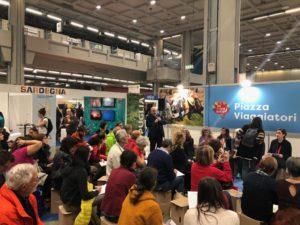 """Alla Fiera """"Fa' la cosa giusta!"""", a Milano, il modello di sviluppo turistico slow e sostenibile della Sardegna."""