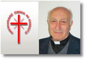 La comunità orionina di Carbonia ricorderà domani, venerdì 15 marzo, con una messa di suffragio, alle 17.30, presso la parrocchia dell'Addolorata, don Arturo Bisi,deceduto il 2 marzo, all'età di 92 anni.