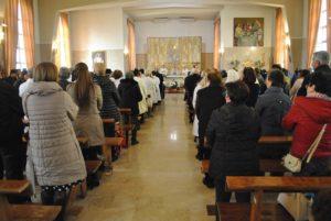 Sarà celebrata lunedì 25 marzo la festa per la patrona dell'ospedale Santissima Annunziata, una delle funzioni religiose più attese e sentite nell'ambito della Aou di Sassari.