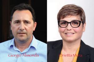 Il sindaco di Portoscuso Giorgio Alimonda ha ritirato la delega assessoriale ad Orietta Mura, sostituendola con Elena Marras.