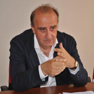 Antonio D'Urso saluta l'Aou di Sassari. Dal 21 marzo sarà manager all'Azienda sanitaria Sud-Est Toscana.