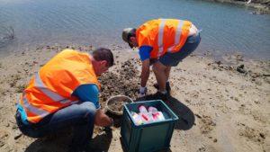 Il progetto GRRinPORT(Gestione sostenibile dei rifiuti e dei reflui nei porti) entra nel vivo con le prove per la separazione granulometrica e per il trattamento dei sedimenti nei porti.