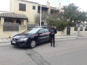Intorno alle 5.30 di stamane, a Quartu Sant'Elena, i militari della Sezione Radiomobile del Norm, nel corso di un servizio preventivo di controllo del territorio, hanno arrestato per furto in abitazione M.C., 40 anni, con precedenti di polizia.