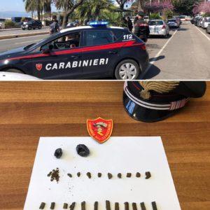 Ieri mattina i carabinieri del nucleo radiomobile della compagnia di Cagliari, hanno arrestato per il reato di traffico illecito di sostanze stupefacenti due ventenni extracomunitari pregiudicati originari del Gambia.