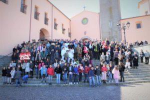 Domenica 24 marzo scorso dalla chiesa della Madonna dei Martiri di Fonni, ha preso il via la seconda edizione del Pellegrinaggio Militare Interforze della Sardegna.